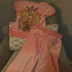 Juicy Couture set